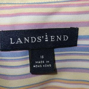 Lands' End Tops - ✂️💲DROP- Lands' End sz16 NWOT